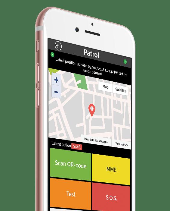 QR-Patrol Mobile App – Sendem Software Solutions